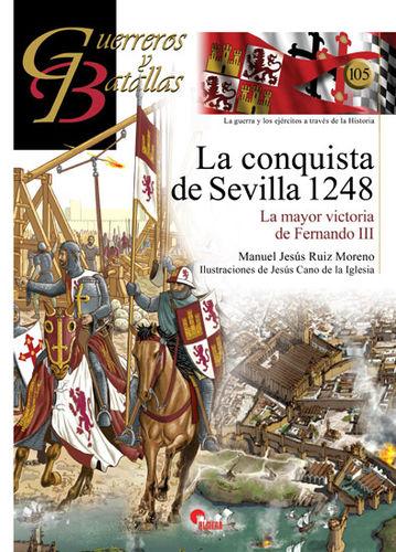 GB 105 La conquista de Sevilla 1248