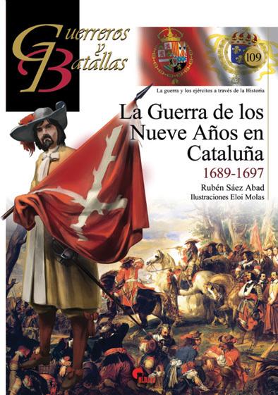 GB 109 La Guerra de los Nueve Años en Cataluña