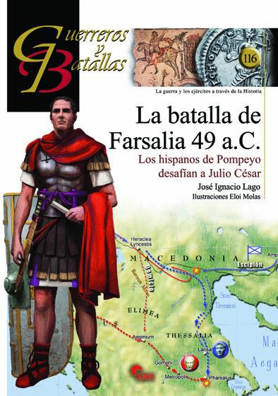 Batalla de Farsalia 49 a.C.