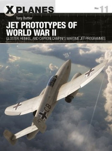 Jet Prototypes of World War II
